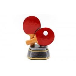 Статуетка нагородна спортивна PlayGame Пінг-понг, код: C-2478-C8