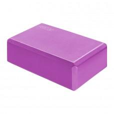 Блок для йоги 4Fizjo Pink, код: 4FJ0232
