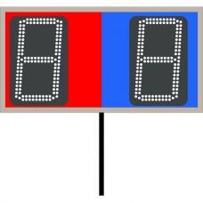 Табло для єдиноборств LedPlay (570х410), код: BS2502