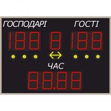 Табло універсальне LedPlay (1000х700), код: U1504