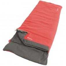 Спальний мішок Outwell Celebration Lux/+ 4 ° C Red Left, код: 928838-SVA