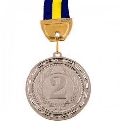 Медаль нагородна PlayGame 70 мм, код: 350-2
