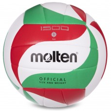 М'яч волейбольний Molten №5, код: V5M1500-SH-S52