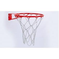 Сітка баскетбольна SP-Sport ланцюг 1шт, код: C-914-S52