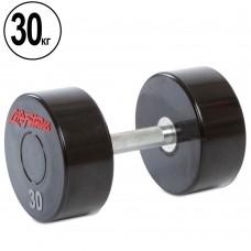 Гантель цілісна професійна Life Fitness 1х30 кг, код: SC-80081-30