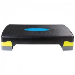 Степ-платформа FitGo 680х280х100/150 мм, код: 84085-WS