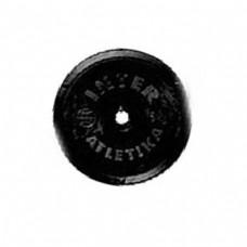 Диск InterAtletika черный 5 кг, код: ST520.4B