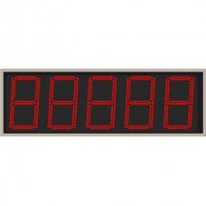 Годинник спортивний LedPlay (970х320), код: CHT2505