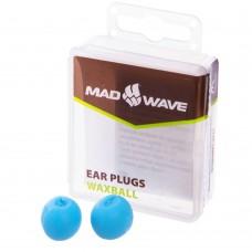 Беруши для плавания MadWave в пластиковом футляре, код: M071701-S52