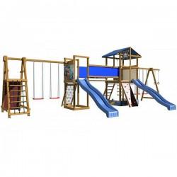Дитячий ігровий комплекс PlayBaby (Київ), код: PBS13