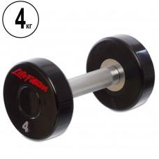 Гантель цілісна професійна Life Fitness 1х4 кг, код: SC-80081-4