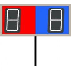 Табло для єдиноборств LedPlay (500х230), код: BS1501