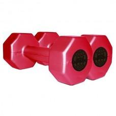 Гантель для фитнеса InterAtletika 2x2 кг, код: CT-560-2