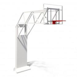 Стенд баскетбольный PlayGame (с щитом), код: UT407.3-SM