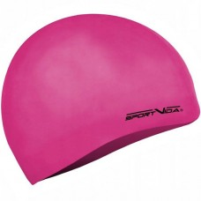 Шапочка для плавания SportVida Junior Pink, код: SV-DN0019JR-PINK