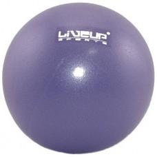 М'яч для фітнесу LiveUp Mini Ball 200 мм, код: LS3225-20p