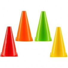 Фішки (конуси) PlayGame розмічальні 18 см, код: 834-18-WS