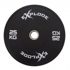 Диск бамперный Explode 25 кг, код: PP207-25-L
