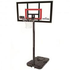 "Баскетбольная стойка Spalding Highlight Acrilic Portable 42"", код: 77799CN"