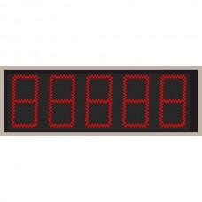 Годинник спортивний LedPlay (790х275), код: CHT2005