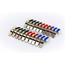 Свисток суддівський металевий FitGo, код: 25483-3