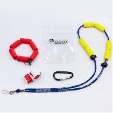 Комплект для рафтингу Fox40 Float Kit, код: 7928-0900