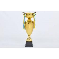 Кубок спортивний з кришкою і чашею PlayGame Cup 57 см, код: C-1505A