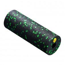 Масажний ролик 4Fizjo Mini Foam Roller Black/Green 150x53 мм, код: 4FJ0080