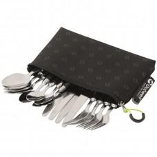 Набір для пікніка Outwell Pouch Cutlery Set Black, код: 928788-SVA