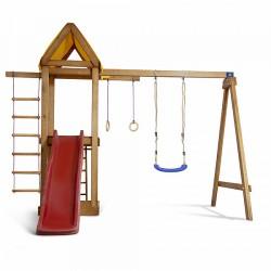 Дитячий ігровий комплекс PLAYBABY Babyland 3100х1800х2400 мм, код: Babyland-18