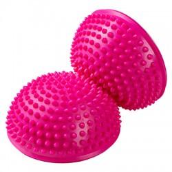 Балансувальна півсфера FitGo рожевий, код: 5415-26P-WS