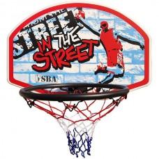 Баскетбольний щит дитячий SBA S881RB 660x460 мм, код: CF-16729