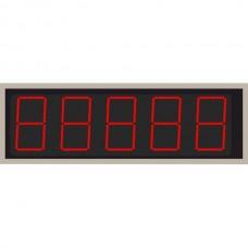 Годинник спортивний LedPlay (710х230), код: CHT1505