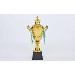 Кубок спортивний з ручками і кришкою PlayGame Height 51 см, код: G104B