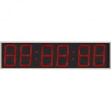 Годинник спортивний LedPlay (1280х320), код: CHT2506