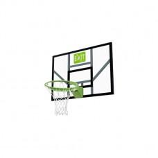 Щит баскетбольний Exit Galaxy зелений / чорний, код: 46.40.30.00-S