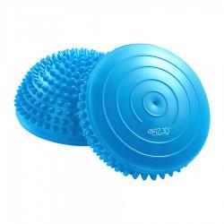 Полусфера массажная балансировочная 4Fizjo Balance Pad Blue 160 мм, код: 4FJ0058
