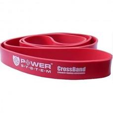 Резина для тренувань Power System L3 Red 15-40 кг, код: PS-4053_Red