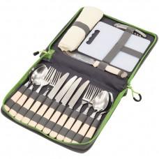 Набір для пікніка Outwell Picnic Cutlery Set White, код: 928958-SVA
