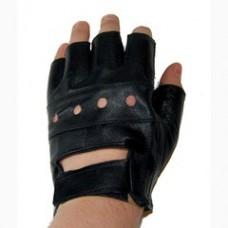 Перчатки вело, фитнес, атлетические кожа, код: BWSV12060-S