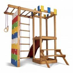 Дитячий ігровий комплекс PLAYBABY Babyland 2360х750х2100 мм, код: Babyland-26
