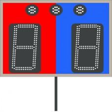 Табло для єдиноборств LedPlay (570х410), код: BS2503