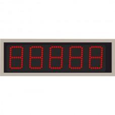 Годинник спортивний LedPlay (500х165), код: CHT1005