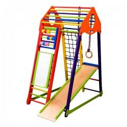 Ігровий куточок PLAYBABY BambinoWood Color Plus, код: SB-IBWCP