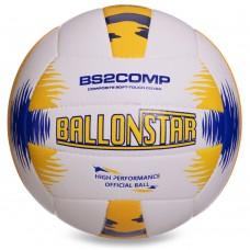М'яч волейбольний Ballonstar №5, код: LG2371-S52
