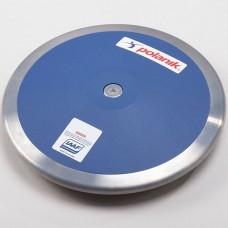 Диск змагальний Polanik Plastic 600 гр, код: CPD11-0,6