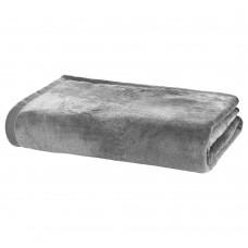 Ковдра з мікрофібри Casada (grey) 150х200 см, код: CS1496