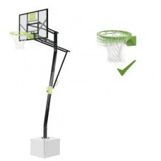 Баскетбольна стійка Exit Galaxy + кільце з амортизацією, код: 46.03.11.00