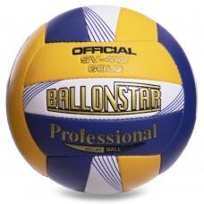 М'яч волейбольний Ballonstar №5, код: LG-2080-S52