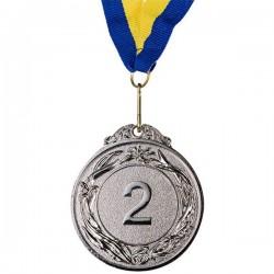Медаль нагородна PlayGame 60 мм, код: 348-2
